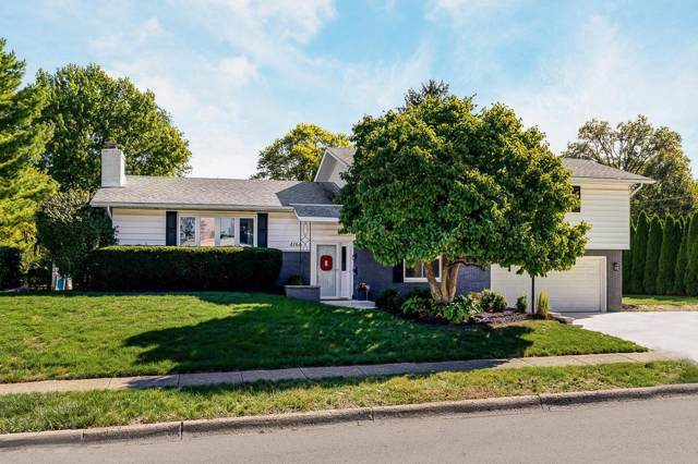 4166 Windermere Road, Columbus, OH 43220 (MLS #219038780) :: Berkshire Hathaway HomeServices Crager Tobin Real Estate