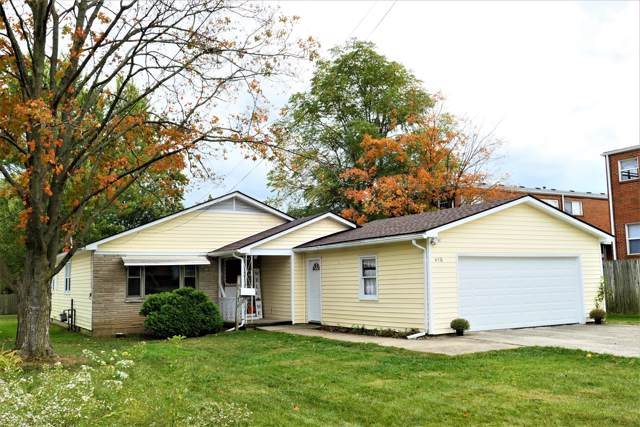 450 Grove Street, Marysville, OH 43040 (MLS #219038793) :: Berkshire Hathaway HomeServices Crager Tobin Real Estate