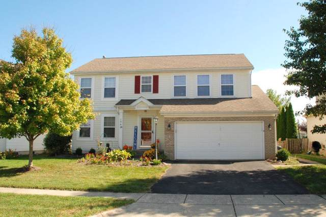 1540 Bent Maple Drive, Blacklick, OH 43004 (MLS #219038817) :: Keller Williams Excel