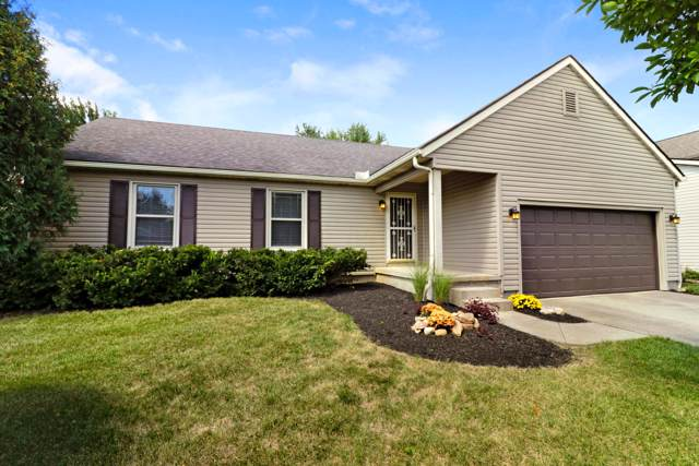 460 Carriage Drive, Plain City, OH 43064 (MLS #219038859) :: Berkshire Hathaway HomeServices Crager Tobin Real Estate