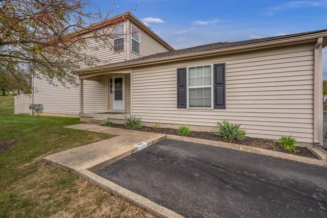 5401 Coral Berry Drive 67A, Columbus, OH 43235 (MLS #219038863) :: CARLETON REALTY