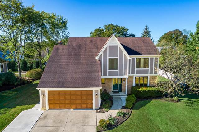 1039 Zodiac Avenue, Columbus, OH 43230 (MLS #219038885) :: Berkshire Hathaway HomeServices Crager Tobin Real Estate