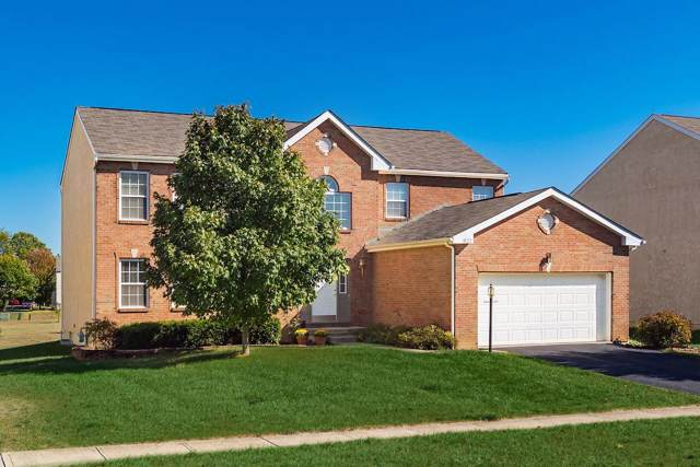 8122 Orange Station Loop, Lewis Center, OH 43035 (MLS #219038886) :: Keller Williams Excel
