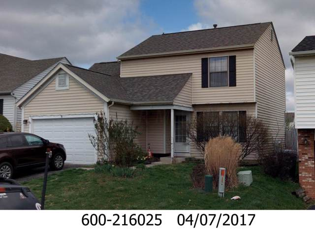 3506 Whisper Creek Drive, Columbus, OH 43231 (MLS #219038901) :: Berkshire Hathaway HomeServices Crager Tobin Real Estate