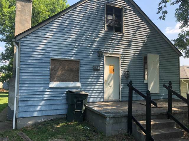 580 Elwood Avenue, Columbus, OH 43207 (MLS #219038904) :: Berkshire Hathaway HomeServices Crager Tobin Real Estate