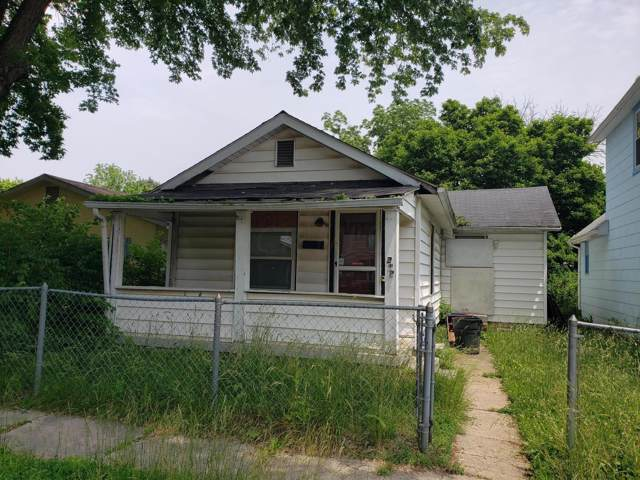 212 Stevens Avenue, Columbus, OH 43222 (MLS #219038907) :: Berkshire Hathaway HomeServices Crager Tobin Real Estate