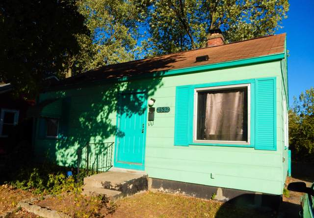 2532 Hiawatha Street, Columbus, OH 43211 (MLS #219038908) :: Berkshire Hathaway HomeServices Crager Tobin Real Estate