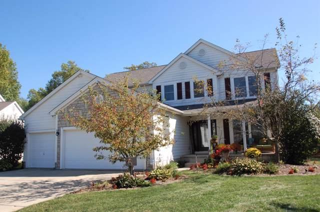1138 Bergenia Drive, Reynoldsburg, OH 43068 (MLS #219038912) :: Signature Real Estate