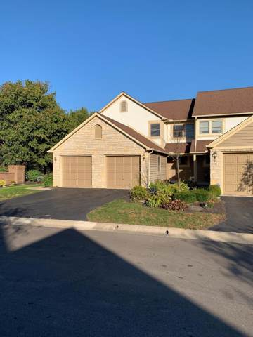 1238 Spring Brook Court 19-123, Westerville, OH 43081 (MLS #219038913) :: Signature Real Estate