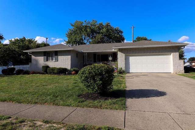 1842 Northcliff Drive, Columbus, OH 43229 (MLS #219038916) :: Signature Real Estate