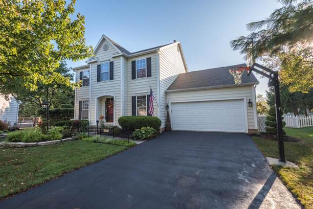 6751 Callaway Court, Westerville, OH 43082 (MLS #219038920) :: Berkshire Hathaway HomeServices Crager Tobin Real Estate