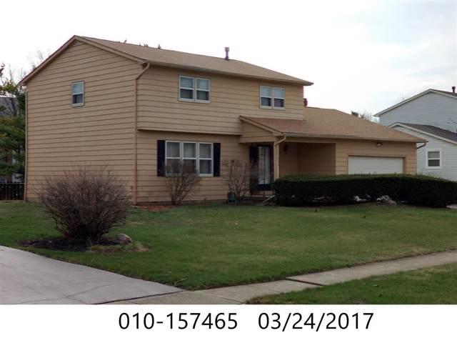 5302 Hollister Street, Columbus, OH 43235 (MLS #219038993) :: CARLETON REALTY