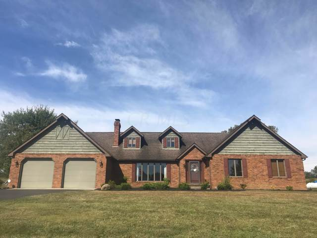 5599 Fallsburg Road NE, Newark, OH 43055 (MLS #219038998) :: Berkshire Hathaway HomeServices Crager Tobin Real Estate
