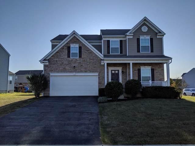 221 Weeping Willow Run Drive, Johnstown, OH 43031 (MLS #219039018) :: Signature Real Estate