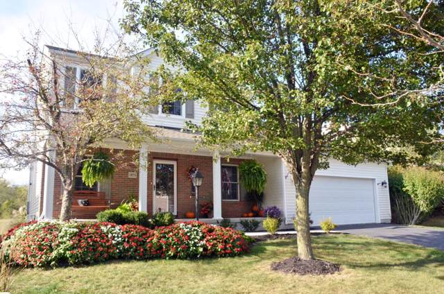 1873 Chiprock Drive, Marysville, OH 43040 (MLS #219039028) :: Berkshire Hathaway HomeServices Crager Tobin Real Estate