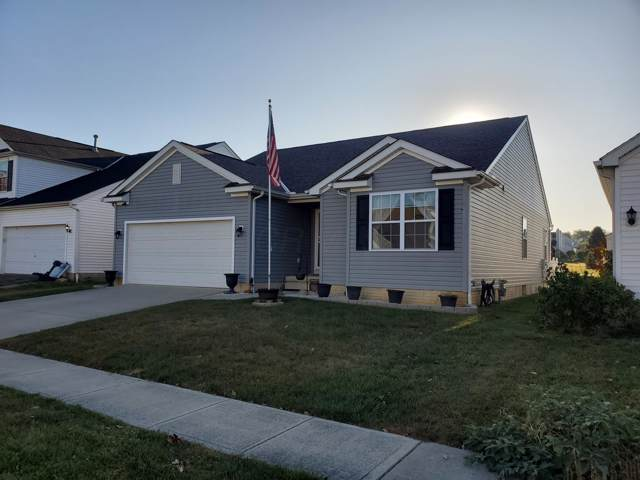 100 Twain Avenue, Lithopolis, OH 43136 (MLS #219039072) :: Berkshire Hathaway HomeServices Crager Tobin Real Estate