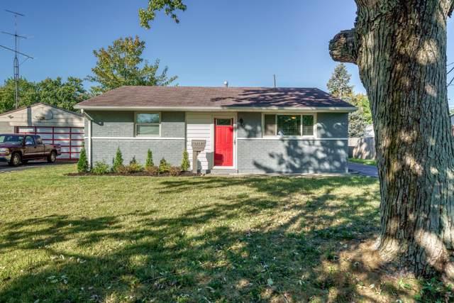 5253 Wyandot Place, Hilliard, OH 43026 (MLS #219039085) :: RE/MAX Metro Plus