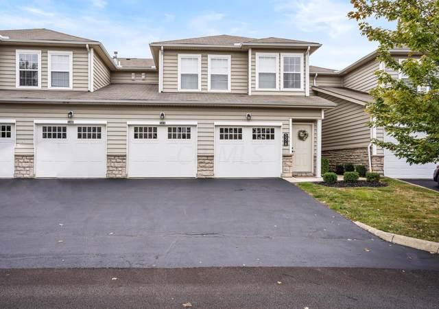 5374 Nottinghamshire Lane, Westerville, OH 43081 (MLS #219039092) :: Signature Real Estate