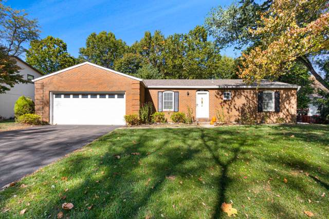 840 Middlebury Drive S, Worthington, OH 43085 (MLS #219039093) :: The Clark Group @ ERA Real Solutions Realty
