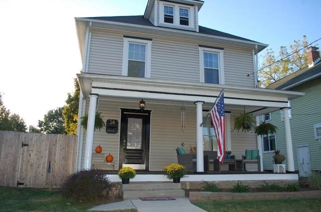58 Columbus Avenue, Delaware, OH 43015 (MLS #219039122) :: Signature Real Estate