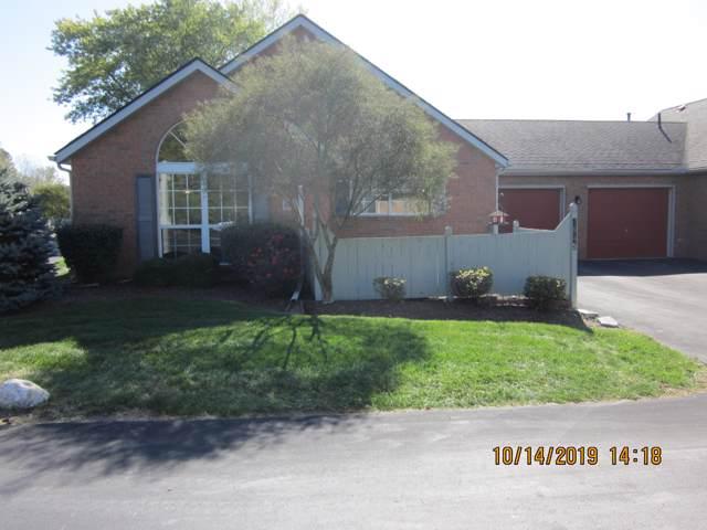 4845 Blendon Park Drive, Columbus, OH 43230 (MLS #219039160) :: Signature Real Estate