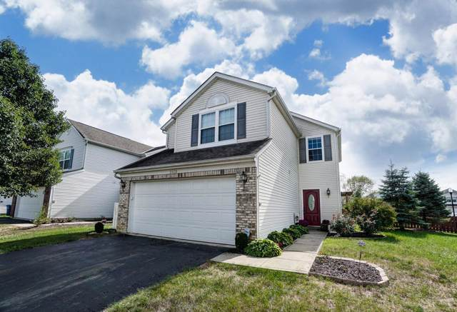 5831 Lonerise Lane, Hilliard, OH 43026 (MLS #219039202) :: Core Ohio Realty Advisors