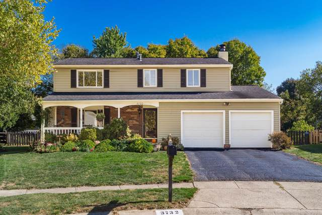 3732 Stirrup Court, Columbus, OH 43221 (MLS #219039259) :: Core Ohio Realty Advisors