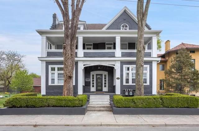 376 Linwood Avenue, Columbus, OH 43205 (MLS #219039267) :: CARLETON REALTY