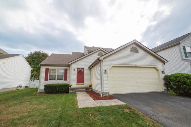 3126 Berkley Pointe Drive, Gahanna, OH 43230 (MLS #219039279) :: ERA Real Solutions Realty