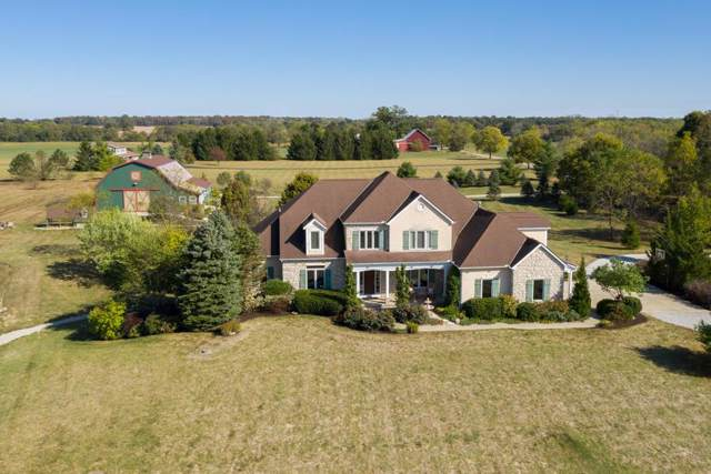 5350 Byers Road, Ostrander, OH 43061 (MLS #219039320) :: Sam Miller Team