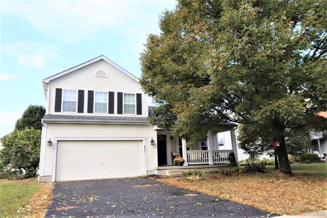 8651 Robbins Loop Drive, Reynoldsburg, OH 43068 (MLS #219039372) :: Core Ohio Realty Advisors