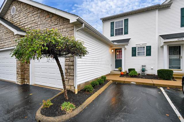 6755 Lagrange Drive 57B, Canal Winchester, OH 43110 (MLS #219039457) :: The Clark Group @ ERA Real Solutions Realty