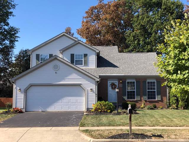 6696 Collingwood Drive, Westerville, OH 43082 (MLS #219039475) :: CARLETON REALTY