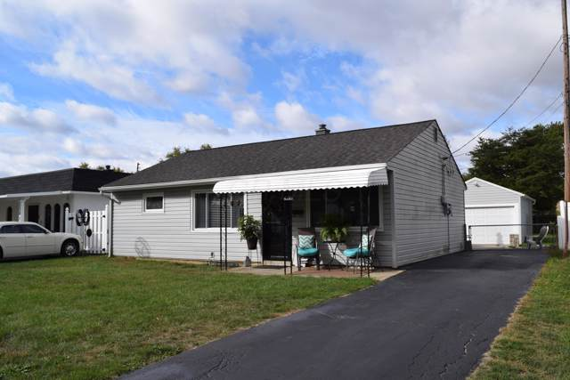 4339 Robin Street, Grove City, OH 43123 (MLS #219039494) :: RE/MAX Metro Plus