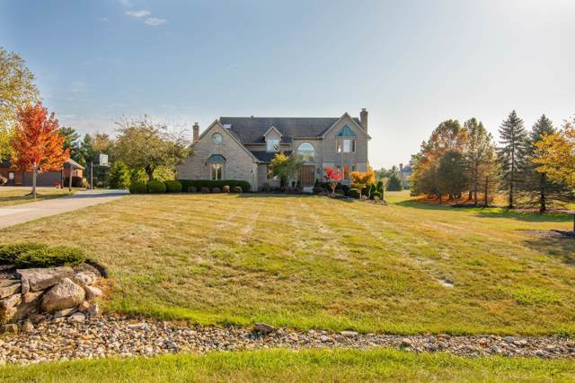 356 Partridge Bend, Powell, OH 43065 (MLS #219039504) :: Berkshire Hathaway HomeServices Crager Tobin Real Estate