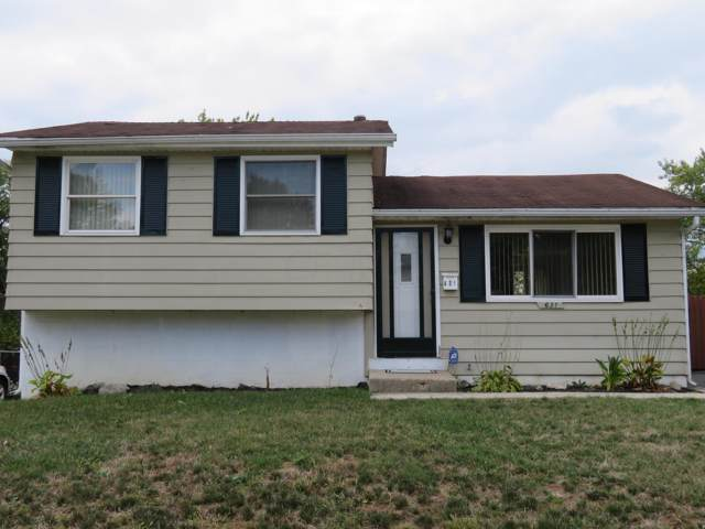 631 Evergreen Terrace, Columbus, OH 43228 (MLS #219039540) :: Keller Williams Excel