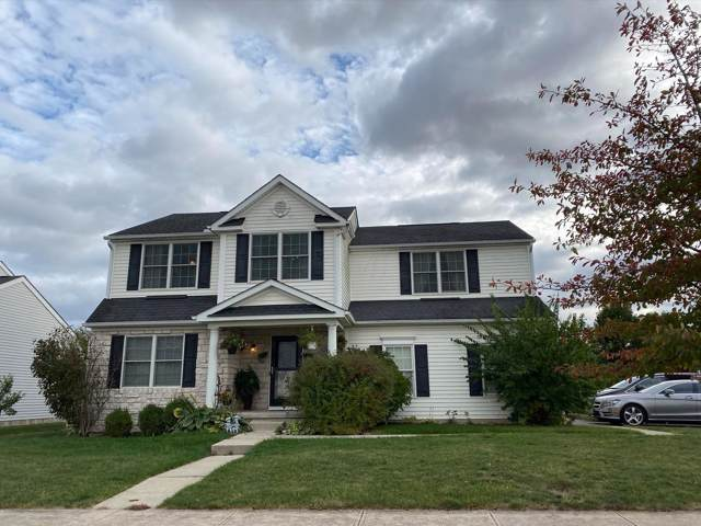 5423 Redwater Drive, Dublin, OH 43016 (MLS #219039546) :: The Clark Group @ ERA Real Solutions Realty