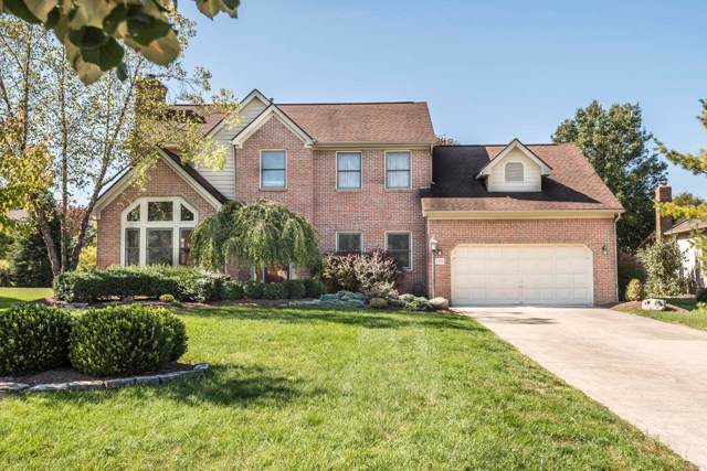 7713 Glanmore Court, Dublin, OH 43017 (MLS #219039554) :: The Clark Group @ ERA Real Solutions Realty