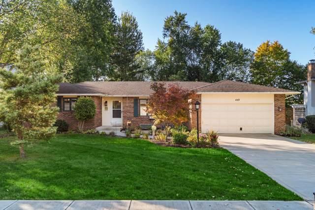 449 Allanby Court, Columbus, OH 43230 (MLS #219039556) :: Signature Real Estate