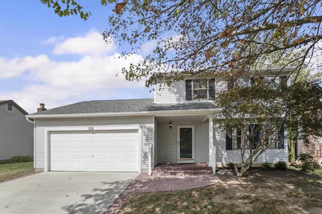 2402 Clover Blossom Court, Grove City, OH 43123 (MLS #219039559) :: RE/MAX Metro Plus