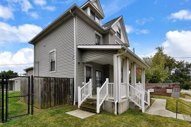 1070 Lexington Avenue, Columbus, OH 43201 (MLS #219039571) :: ERA Real Solutions Realty