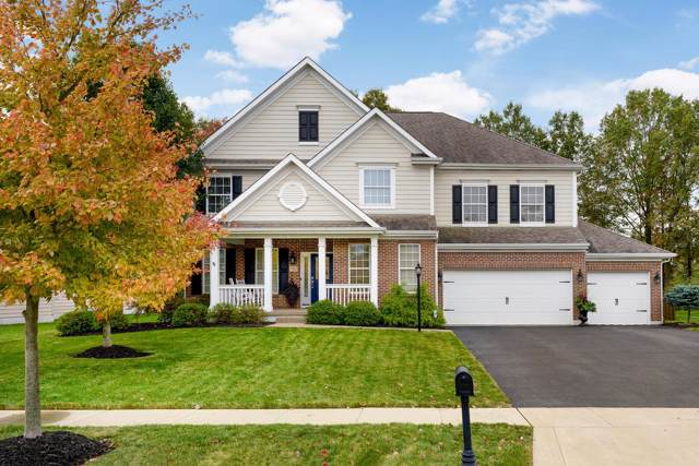 7432 Upper Cambridge Way, Westerville, OH 43082 (MLS #219039573) :: ERA Real Solutions Realty