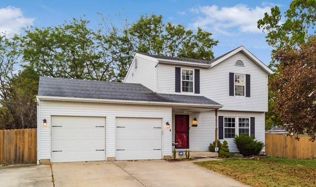 299 Pathfinder Drive, Reynoldsburg, OH 43068 (MLS #219039599) :: Huston Home Team