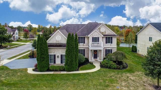 8412 Danbridge Way, Westerville, OH 43082 (MLS #219039612) :: Berkshire Hathaway HomeServices Crager Tobin Real Estate