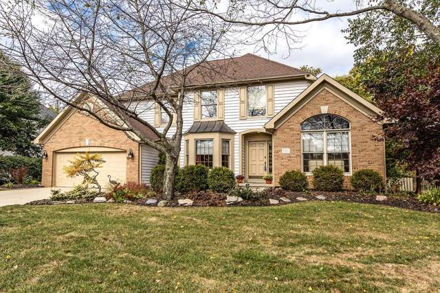 5011 Saint Andrews Drive, Westerville, OH 43082 (MLS #219039623) :: Berkshire Hathaway HomeServices Crager Tobin Real Estate
