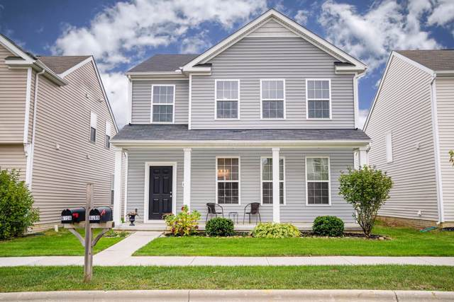 6099 Follensby Drive, Westerville, OH 43081 (MLS #219039679) :: The Clark Group @ ERA Real Solutions Realty
