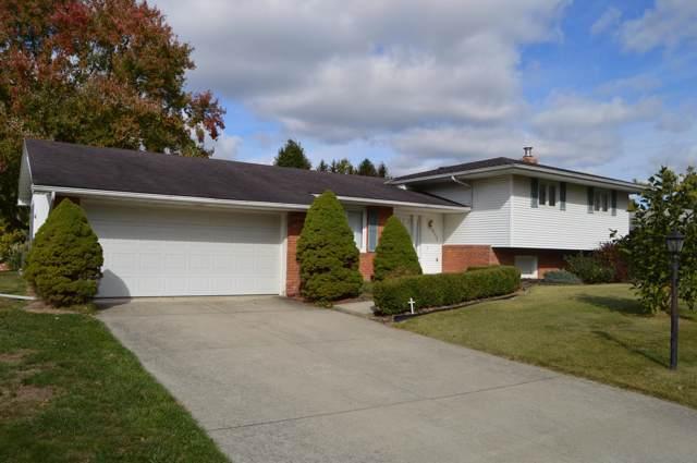 451 Crestview Drive, Lancaster, OH 43130 (MLS #219039702) :: Susanne Casey & Associates