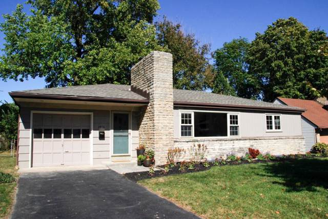 1976 Jervis Road, Columbus, OH 43221 (MLS #219039740) :: The Clark Group @ ERA Real Solutions Realty