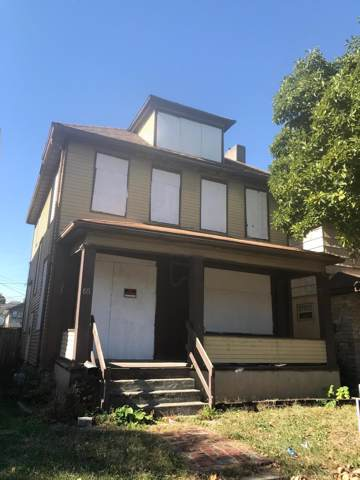 55 N Burgess Avenue, Columbus, OH 43204 (MLS #219039741) :: The Clark Group @ ERA Real Solutions Realty