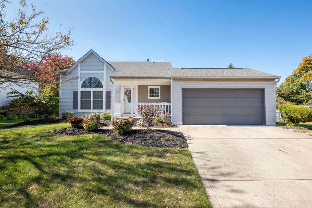 585 Courtland Lane, Pickerington, OH 43147 (MLS #219039748) :: The Clark Group @ ERA Real Solutions Realty